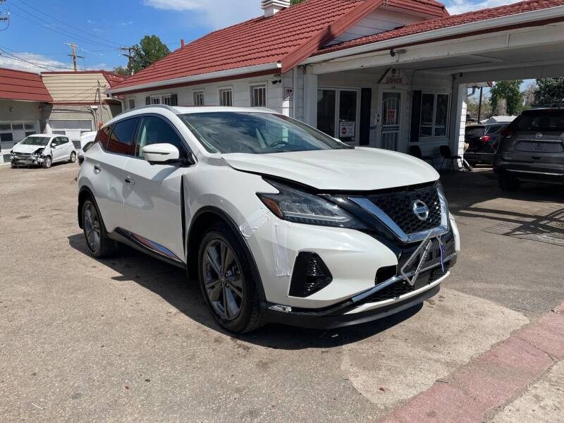 2019 Nissan Murano for sale at STS Automotive in Denver CO