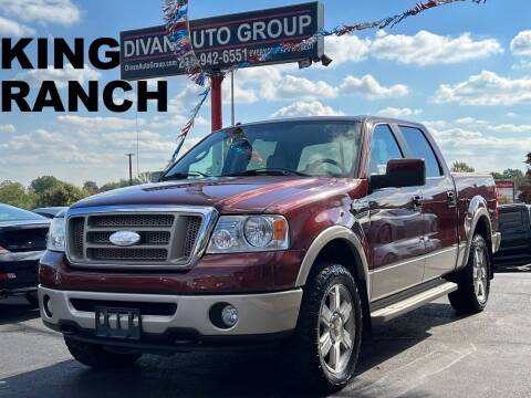2007 Ford F-150 for sale at Divan Auto Group in Feasterville Trevose PA