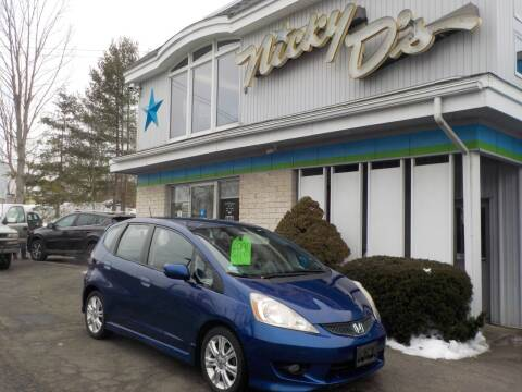 2009 Honda Fit for sale at Nicky D's in Easthampton MA