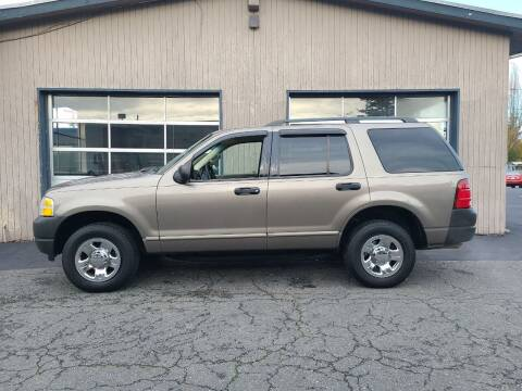2003 Ford Explorer for sale at Westside Motors in Mount Vernon WA