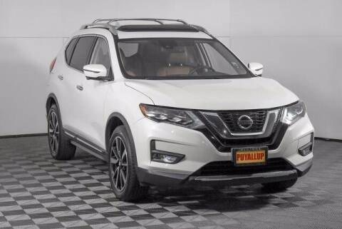 2017 Nissan Rogue for sale at Chevrolet Buick GMC of Puyallup in Puyallup WA