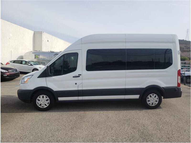 2017 Ford Transit Passenger for sale at Dealers Choice Inc in Farmersville CA