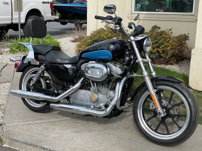 2012 Harley-Davidson XL-883 for sale at Harper Motorsports-Powersports in Post Falls ID