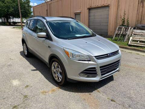 2014 Ford Escape for sale at Horizon Auto Sales in Raleigh NC