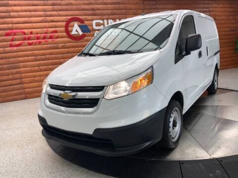 2015 Chevrolet City Express Cargo for sale at Dixie Motors in Fairfield OH