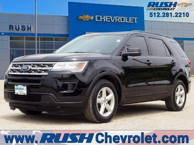 2018 Ford Explorer for sale in Elgin, TX