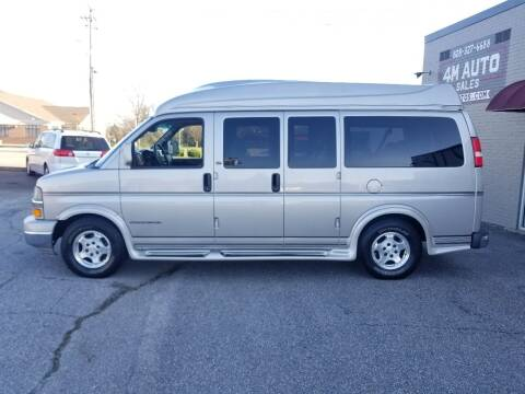 2005 Chevrolet Express Cargo for sale at 4M Auto Sales | 828-327-6688 | 4Mautos.com in Hickory NC