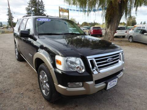 2008 Ford Explorer for sale at VALLEY MOTORS in Kalispell MT