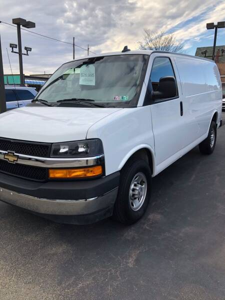 2019 Chevrolet Express Cargo for sale at Red Top Auto Sales in Scranton PA