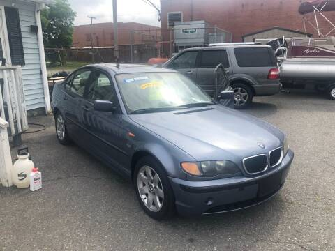 2003 BMW 3 Series for sale at LINDER'S AUTO SALES in Gastonia NC