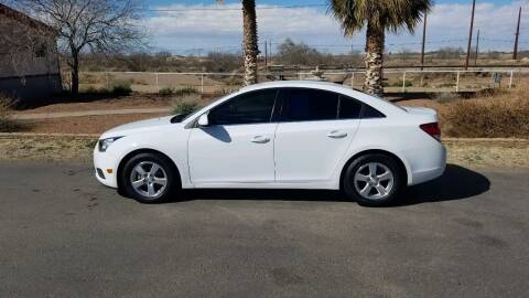 2013 Chevrolet Cruze for sale at Ryan Richardson Motor Company in Alamogordo NM