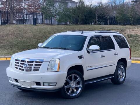 2007 Cadillac Escalade for sale at Diamond Automobile Exchange in Woodbridge VA