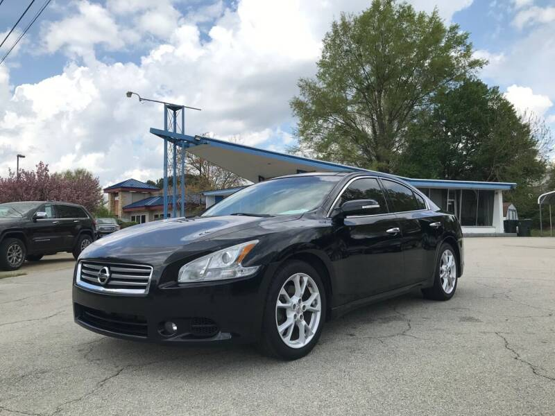 2013 Nissan Maxima for sale at GR Motor Company in Garner NC