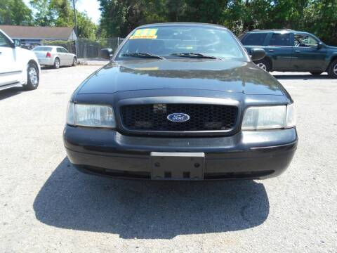 2007 Ford Crown Victoria for sale at Auto Mart in North Charleston SC