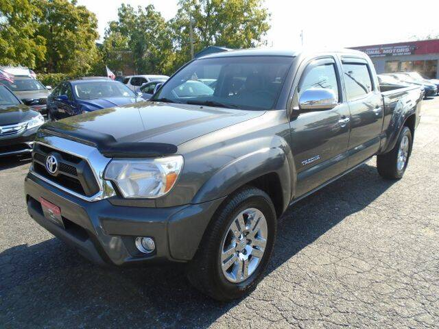 2013 Toyota Tacoma for sale at International Motors in Laurel MD