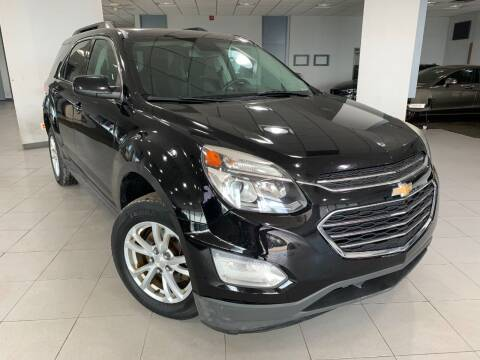2016 Chevrolet Equinox for sale at Auto Mall of Springfield in Springfield IL