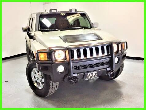 2006 HUMMER H3 for sale at AMG Auto Sales in Rancho Cordova CA