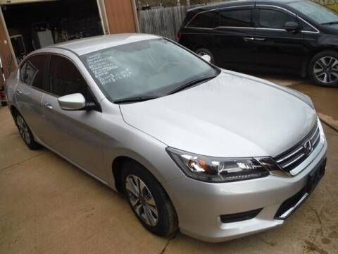 2015 Honda Accord for sale at East Coast Auto Source Inc. in Bedford VA
