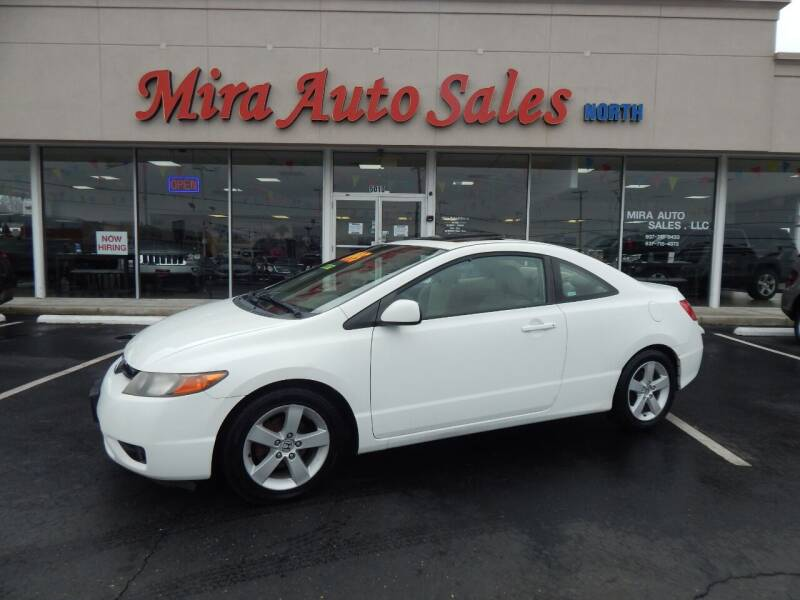 2006 Honda Civic for sale at Mira Auto Sales in Dayton OH