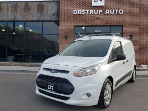 2017 Ford Transit Connect Cargo for sale at Dastrup Auto in Lindon UT