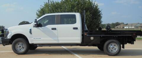2019 Ford F-250 Super Duty for sale at MANGUM AUTO SALES in Duncan OK