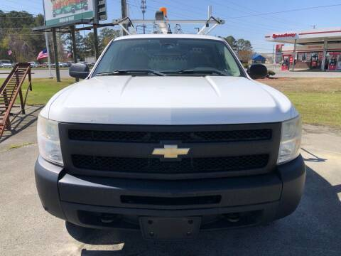 2010 Chevrolet Silverado 1500 Hybrid for sale at Greenville Motor Company in Greenville NC