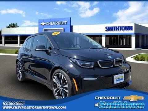 2018 BMW i3 for sale at CHEVROLET OF SMITHTOWN in Saint James NY