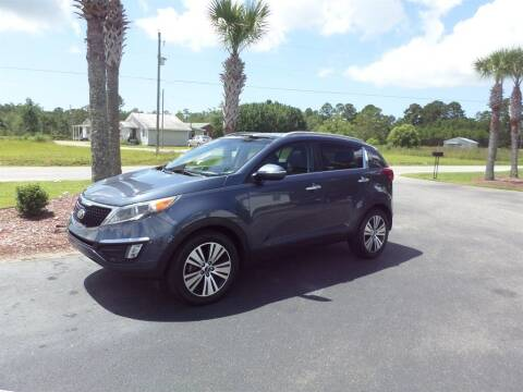 2016 Kia Sportage for sale at First Choice Auto Inc in Little River SC