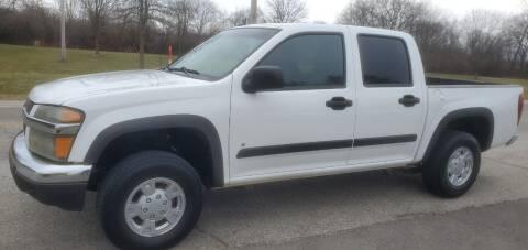 2008 Chevrolet Colorado for sale at Superior Auto Sales in Miamisburg OH