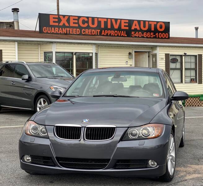 2006 BMW 3 Series for sale at Executive Auto in Winchester VA