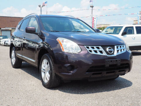 2013 Nissan Rogue for sale at Sunrise Used Cars INC in Lindenhurst NY