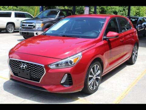 2019 Hyundai Elantra GT for sale at Inline Auto Sales in Fuquay Varina NC