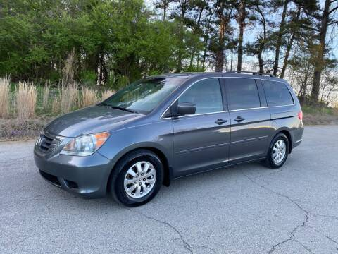 2010 Honda Odyssey for sale at GTO United Auto Sales LLC in Lawrenceville GA