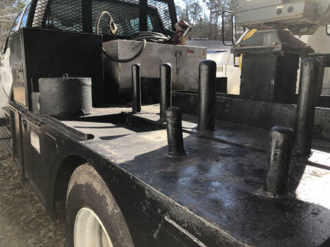 2006 Ford F-650 Super Duty for sale at M & W MOTOR COMPANY in Hope AR