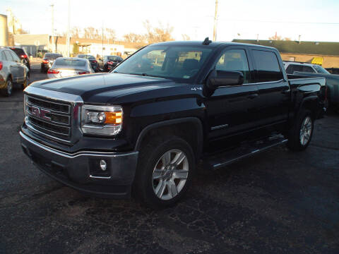 2015 GMC Sierra 1500 for sale at World of Wheels Autoplex in Hays KS