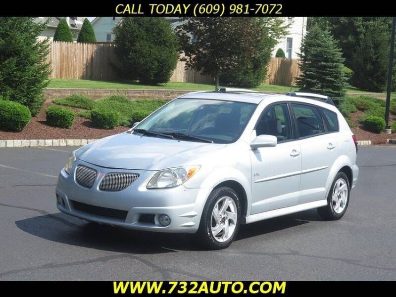 2006 Pontiac Vibe for sale at Absolute Auto Solutions in Hamilton NJ