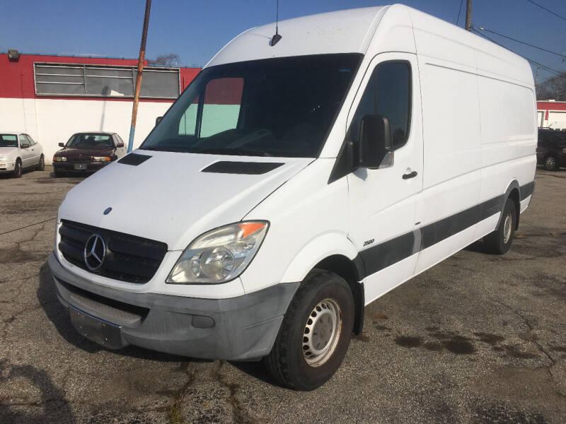 2011 Mercedes-Benz Sprinter Cargo for sale at Bob Fox Auto Sales in Port Huron MI