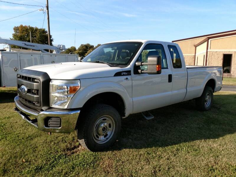 2012 Ford F-250 Super Duty for sale at KW TRUCKING OF KS in Saint Paul KS