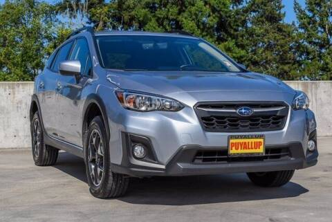 2019 Subaru Crosstrek for sale at Chevrolet Buick GMC of Puyallup in Puyallup WA