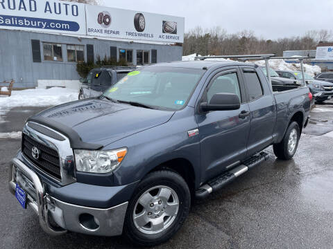 2008 Toyota Tundra for sale at Bridge Road Auto in Salisbury MA