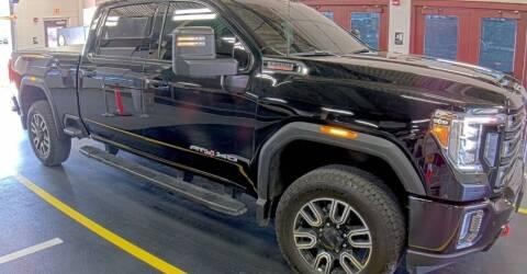2020 GMC Sierra 2500HD for sale at RamKnick Motors LLC in Pekin IL