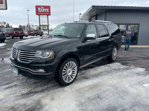 2015 Lincoln Navigator L for sale at Welcome Motor Co in Fairmont MN