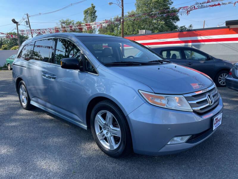 2012 Honda Odyssey for sale at Car Complex in Linden NJ