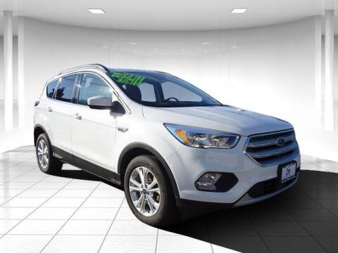 2018 Ford Escape for sale at Sandy Motors Inc in Coventry RI