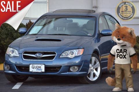 2009 Subaru Legacy for sale at JDM Auto in Fredericksburg VA