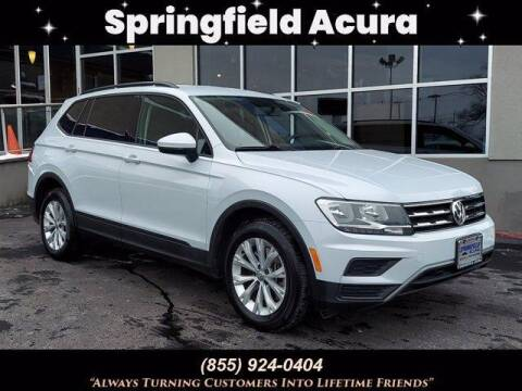 2018 Volkswagen Tiguan for sale at SPRINGFIELD ACURA in Springfield NJ