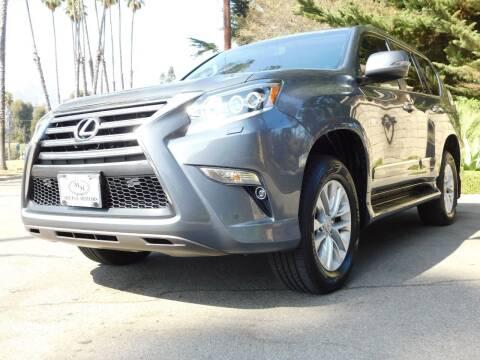 2017 Lexus GX 460 for sale at Milpas Motors in Santa Barbara CA