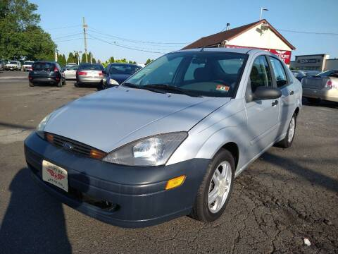 2004 Ford Focus for sale at P J McCafferty Inc in Langhorne PA