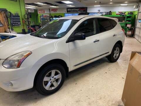 2012 Nissan Rogue for sale at Ginters Auto Sales in Camp Hill PA