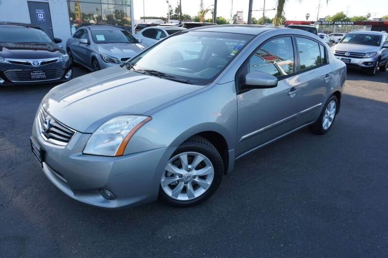 2011 Nissan Sentra for sale at Industry Motors in Sacramento CA